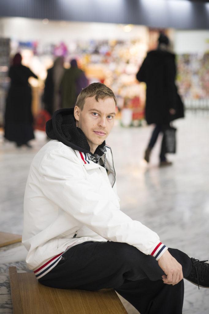 Christian Redberg, Itäkeskus